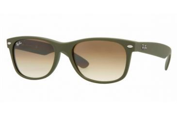 For everybody! Ray-Ban New Wayfarer Sunglasses are an expression of the belief that the most fashionable thing you can be is yourself.