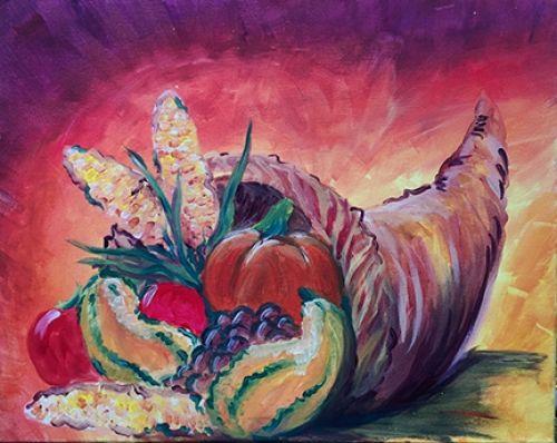 Paint Nite Boston | Flatbread Company(Bedford) 10/19/15