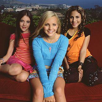 Zoey 101 - The Girls Zoey, Dana, and Nicole