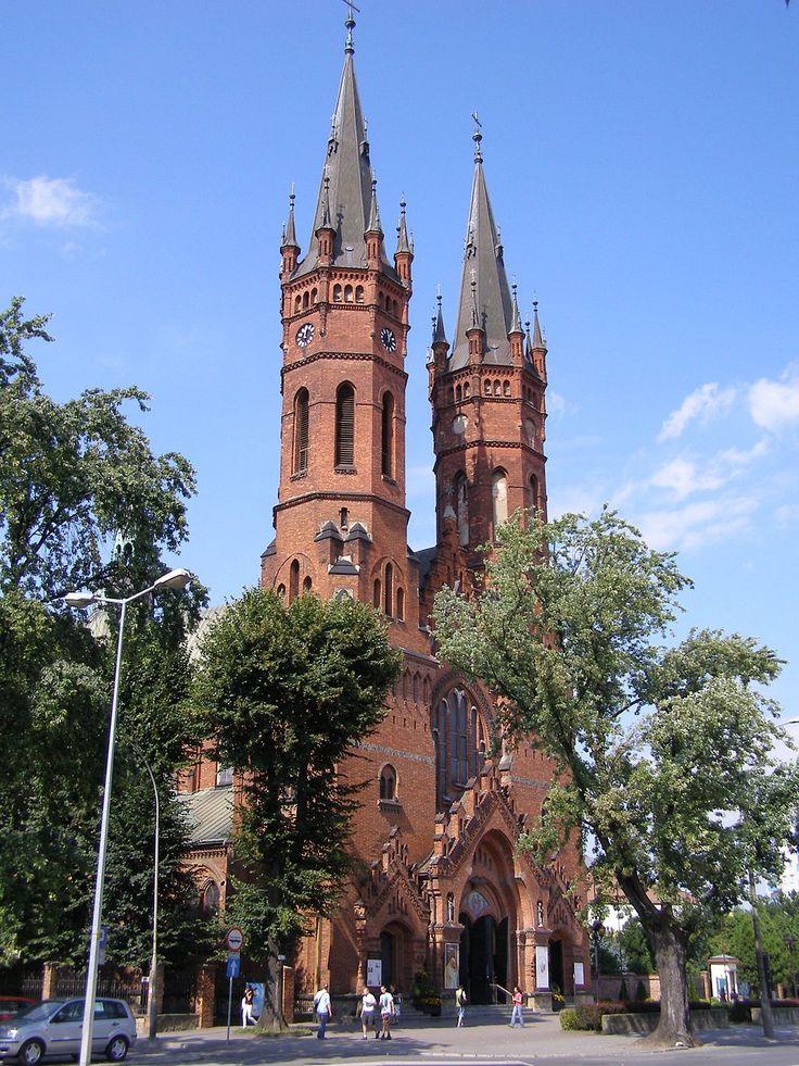 Tarnów kościół misjonarzy - Tarnów – Wikipedia, wolna encyklopedia