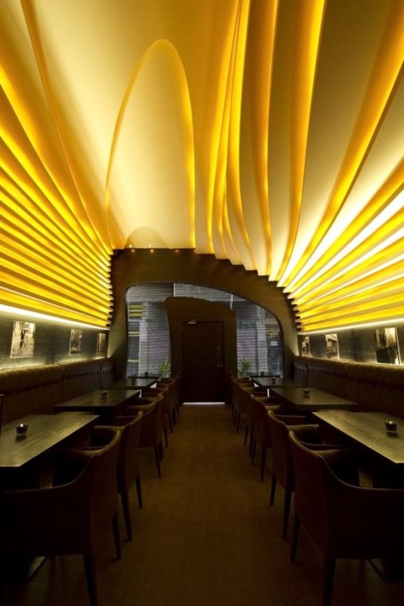 Arquivo arquitetura de restaurantes