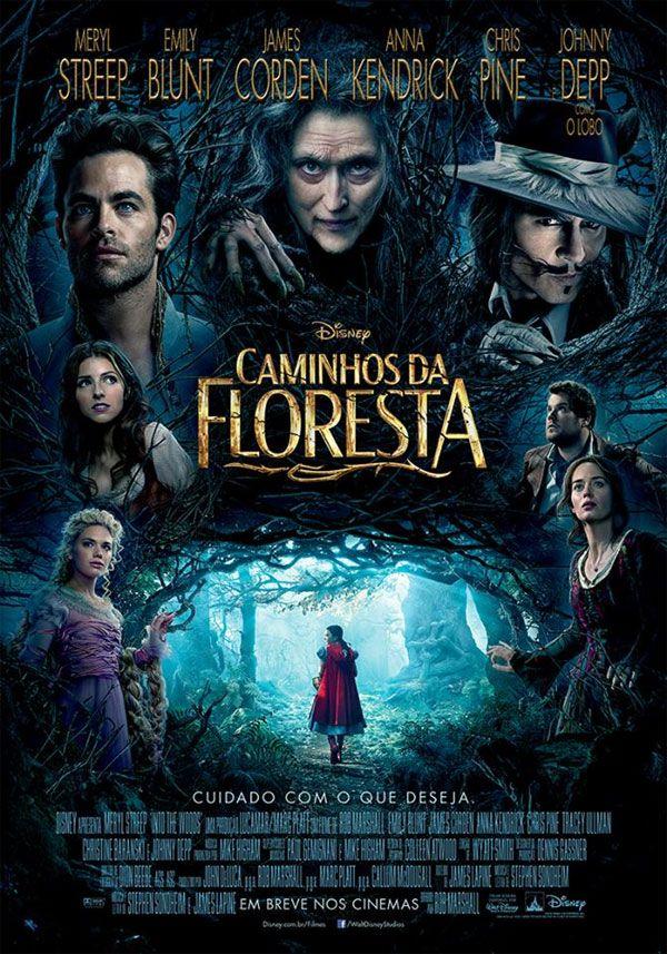 Elenco reunido no pôster nacional do filme 'Caminhos da Floresta' http://cinemabh.com/imagens/elenco-reunido-no-poster-nacional-do-filme-caminhos-da-floresta