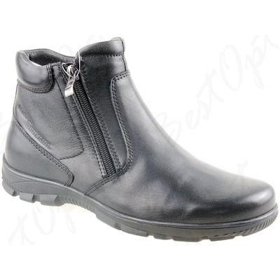 Ботинки, El tempo, GBK_9181-21_черный, El tempo, Мужской, Черный