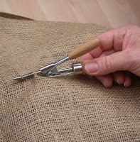 This craft is extremely economical as the main material used is recycled clothing and bedding. Most fabric is suitable, the thicker the bett...