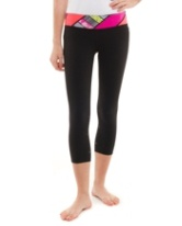 girls cropped pants  leggings | ivivva athletica