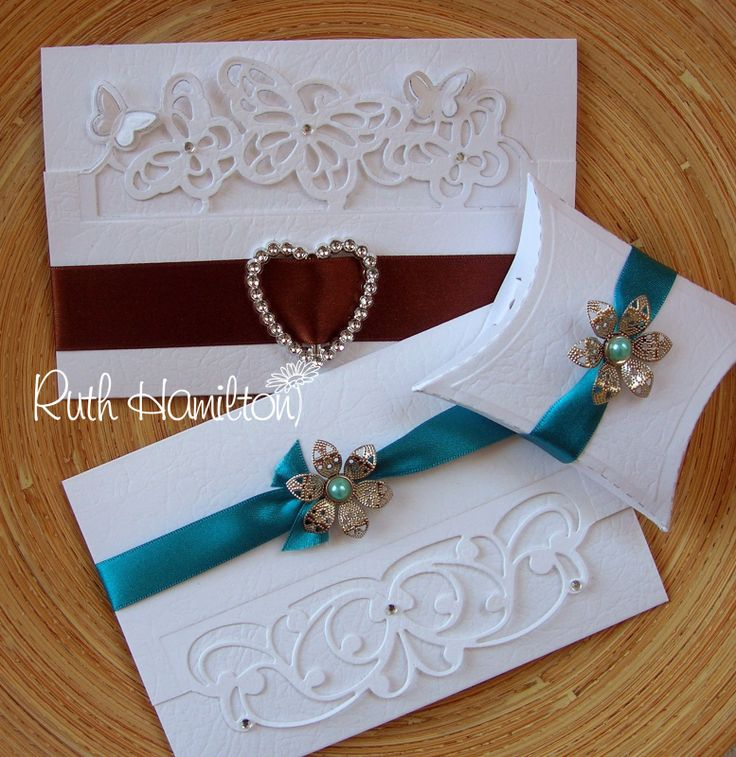 A Passion For Cards: Papermill offer - white leather embossed card