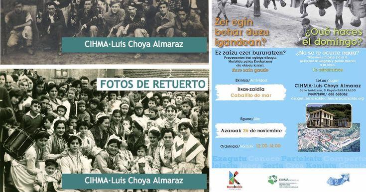 Agenda | Exposiciones de Retuerto y la Guerra Civil y taller infantil gratis en El Regato