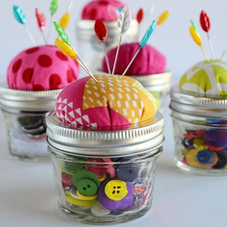 So cool with mason jars  http://how-to-recycle.blogspot.ca/search/label/Recycling%20Mason%20Jars