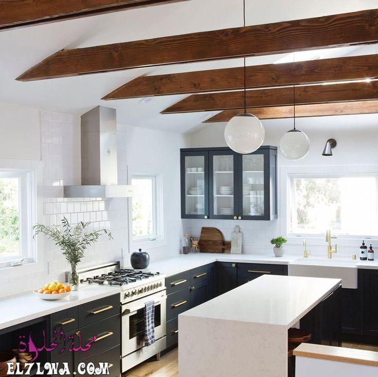 ديكورات مطابخ 2021 صور مطابخ سوف نتعرف سوي ا عبر هذا المقال على ديكورات مطابخ 2021 يعد المطبخ من Interior Design Kitchen Kitchen Design Contemporary Kitchen
