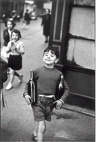 Photo : Henri Cartier-Bresson