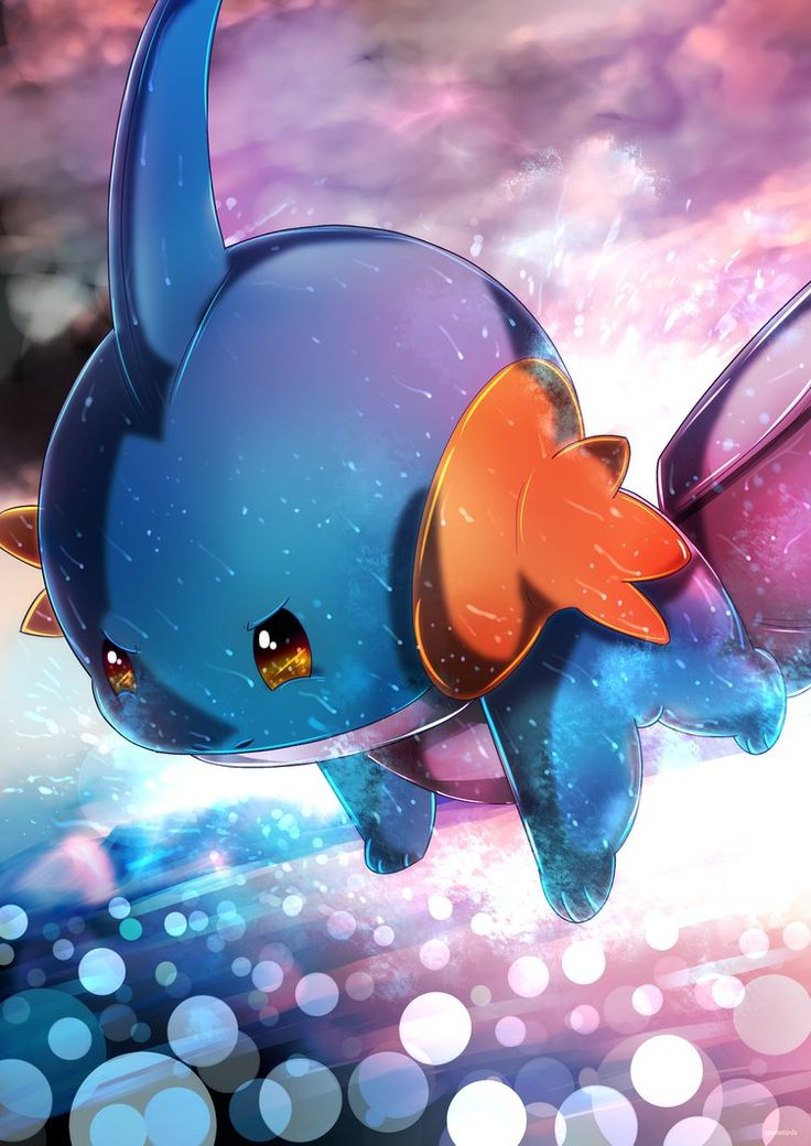 Day 256 - Mizugorou | Mudkip by AutobotTesla on DeviantArt