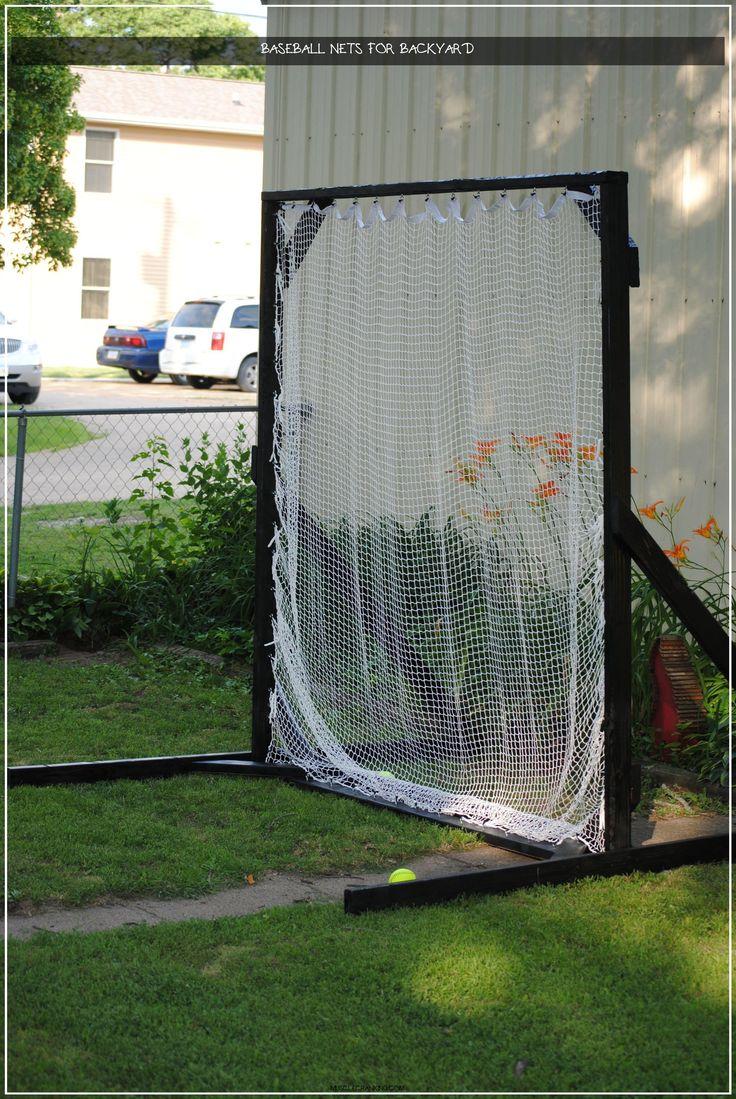 Baseball Nets for Backyard 2021 in 2020 | Backyard ...