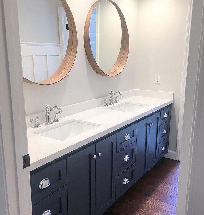 Custom Home Office Designs Classy Design Willams Std: Best 25+ Navy Cabinets Ideas On Pinterest