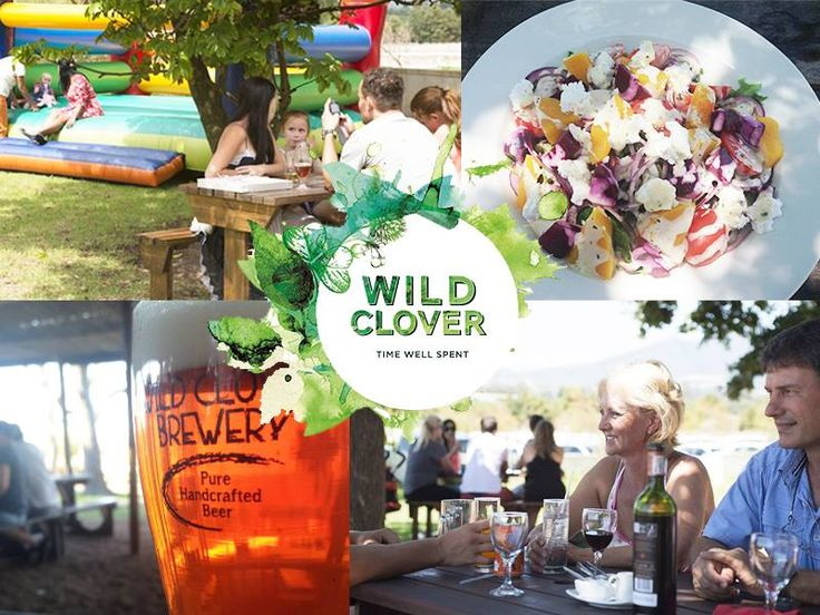 Wild Clover Farm Join us for a Sunday well spent with the family today. We have wholesome food in a peaceful setting - Perfect for the kids to run around.