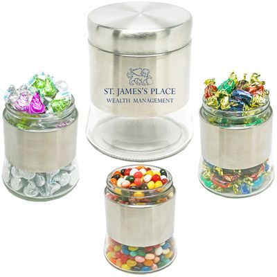 Executive Stainless Steel Glass Jar Office Employee Gifts Board of  Directors Gifts Bar restaurant Coffee Tea