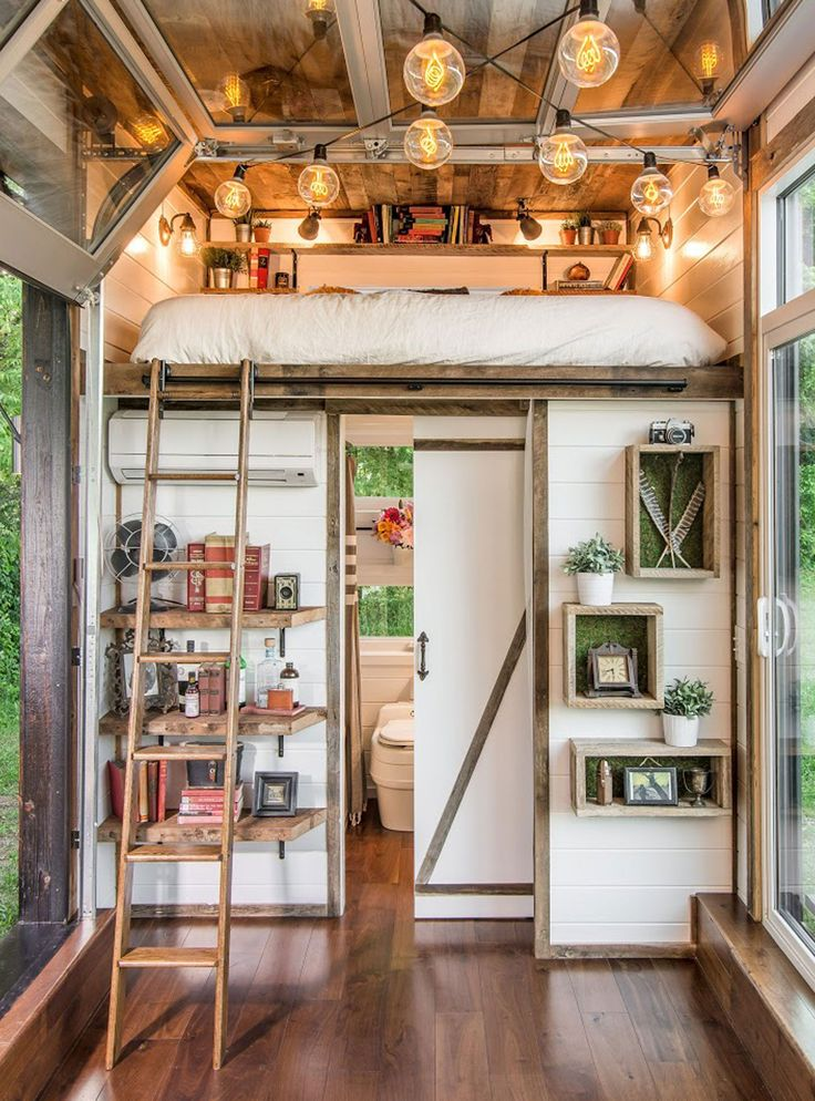 25 best ideas about tiny mobile house on pinterest tiny house bedroom mini houses and tiny. Black Bedroom Furniture Sets. Home Design Ideas