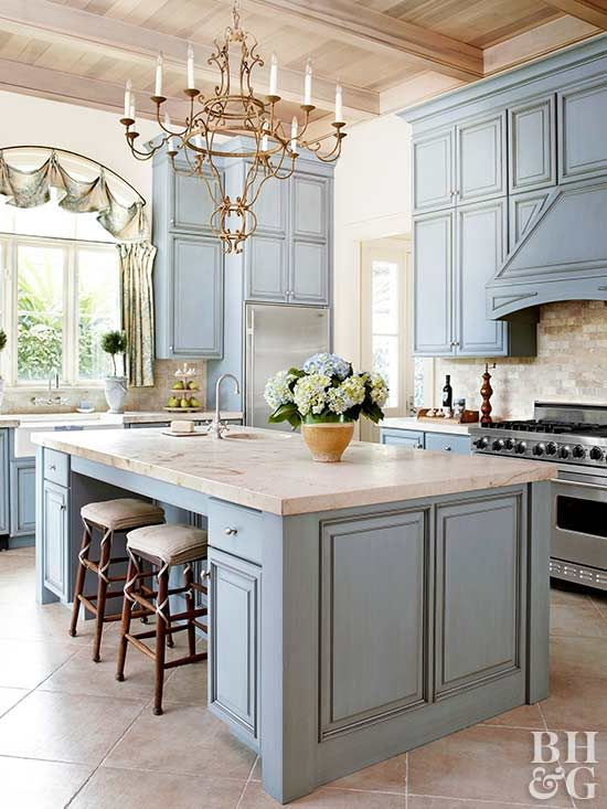 kitchen blue cabinets 62353 best bhg s best diy ideas images on 18162