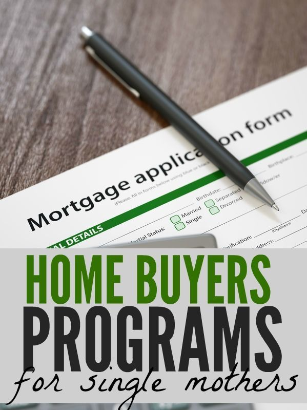 If you're wanting to buy a house there are programs in place to help you if you're a single parent. Here's a list of home buyers programs for single mothers you should check out. http://singlemomsincome.com/home-buyers-programs-for-single-mothers/