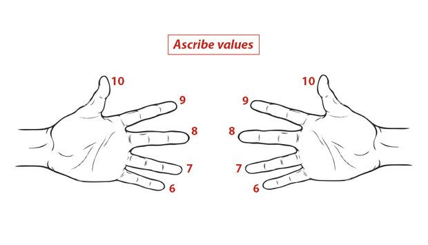 Picture of Ascribe values