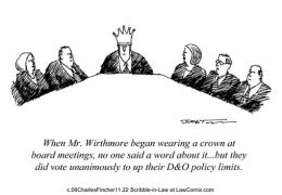 Some chairmen!