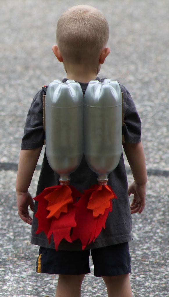 Bem Legaus!: Foguetes de garrafas