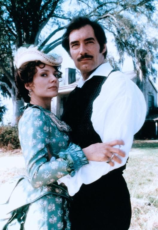 Not as good as Gone With the Wind but I still LOVE it!     Joanne Whalley and Timothy Dalton as Scarlett O'Hara and Rhett Butler - Scarlett - 1994