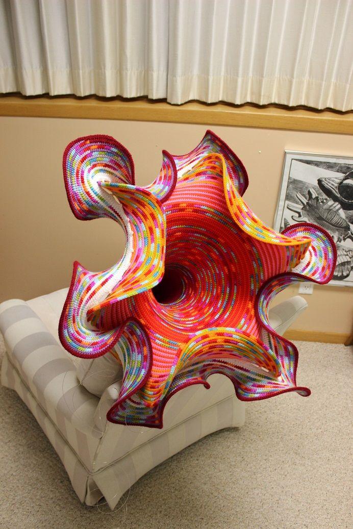 Gabi Meyer Crochet Surfaces
