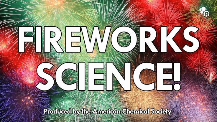 The Chemistry of Fireworks - Reactions See more here: http://www.sciencealert.com/watch-the-chemistry-of-fireworks-colours