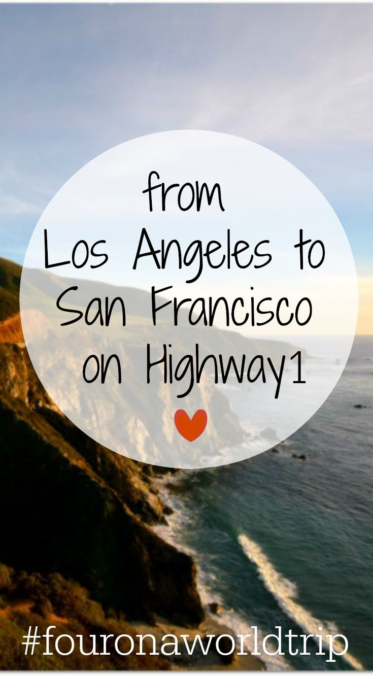 Driving on Highway 1 along the Pacific Coastal Route is one of those Roadtrips that you never forget....California is a beautiful state and it's worth every mile!