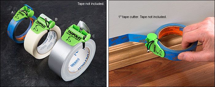Tadpole Tape Cutter - Lee Valley Tools