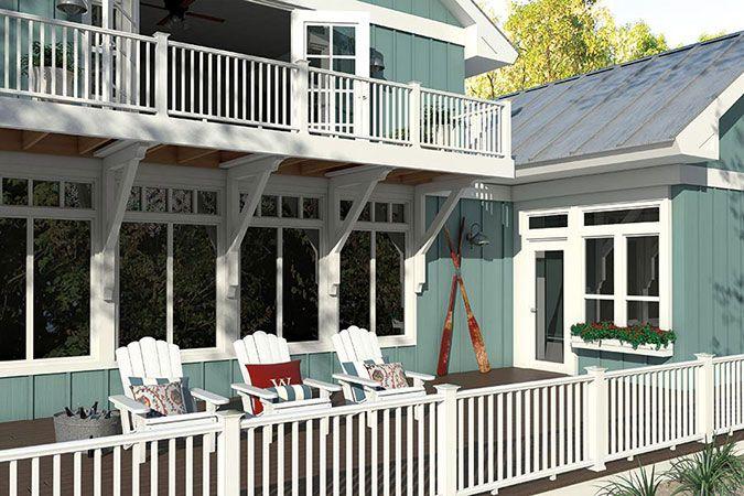 Best Railing Image Gallery Deckorators Cxt Stair Railing 400 x 300