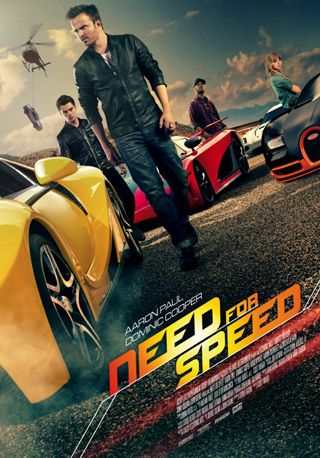 Need for Speed (2014) This was a awesome movie! Love cars and racing!