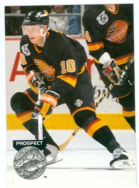 best Canuck player of all time, Pavel Bure