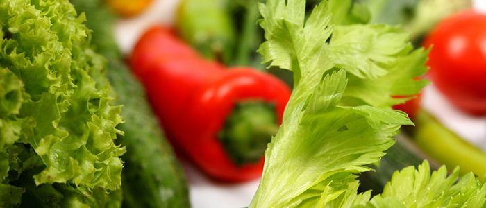 Vegetales quema grasa