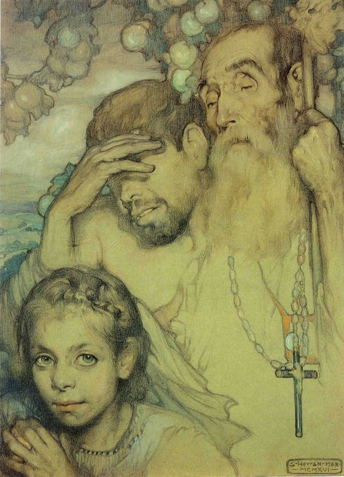 bobbygio:  Saturnino Herran - Three ages