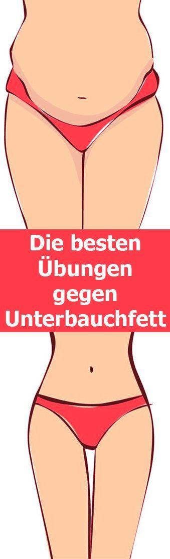 Die 5 besten Übungen gegen Unterbauchfett #Gesundheit #Tipp #Tipps #Unterbuach … – Angela Brehm