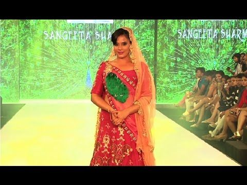 Richa Chadda's ramp walk | India Beach Fashion Week 2017. (No Audio)
