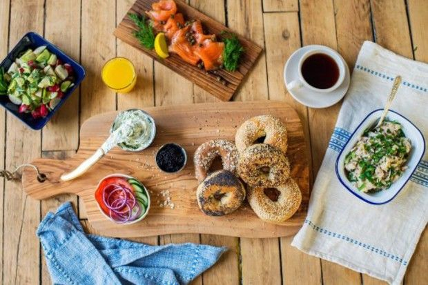 A Chat With New York's Best Bagel Purveyor - Black Seed Bagels