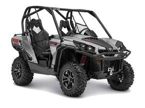 New 2015 Can-Am Commander XT 1000 ATVs For Sale in Oklahoma. 2015 Can-Am Commander XT 1000, Length 118.3 in. (300.4 cm) Height 72 in. (182.9 cm) Width 58.6 in. (148.9 cm) Weight 1,321 lbs. (599 kg) dry Ground Clearance 11 in. (27.9 cm) Wheelbase 75.8 in. (192.4 cm)