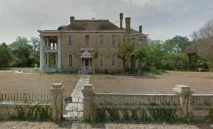 Walnut Ridge in Gonzales, Texas. An Abandoned 1901 Home by Lucy Lumbreras