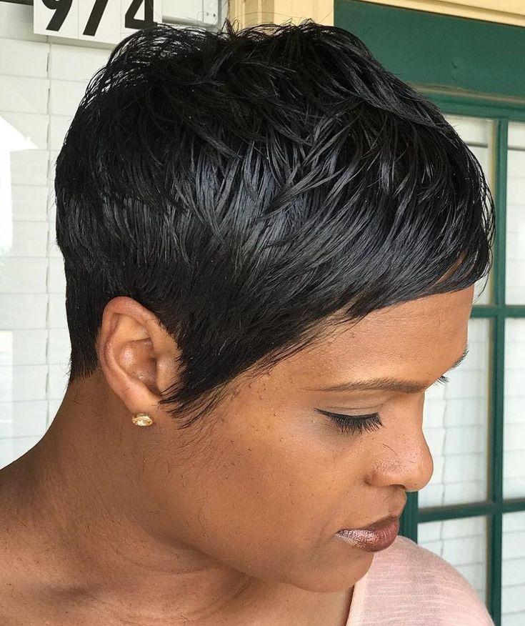 50 kurze Frisuren für schwarze Frauen, um die Aufmerksamkeit aller zu stehlen