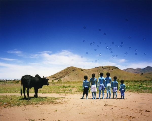 Madagascar: Photo by Scarlett Hooft Graafland