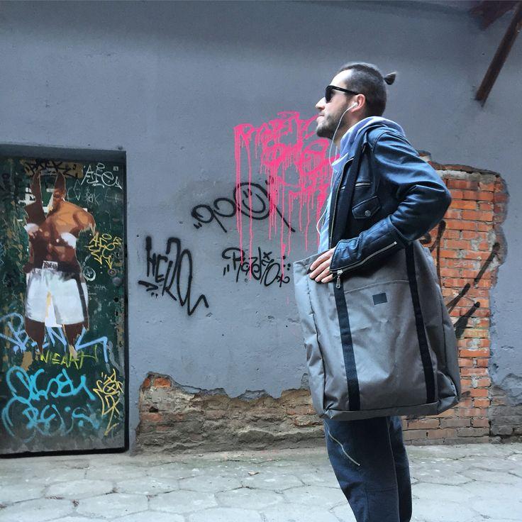 Big bag mayami  streetstyle