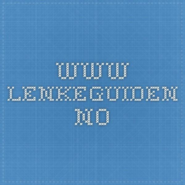 www.lenkeguiden.no
