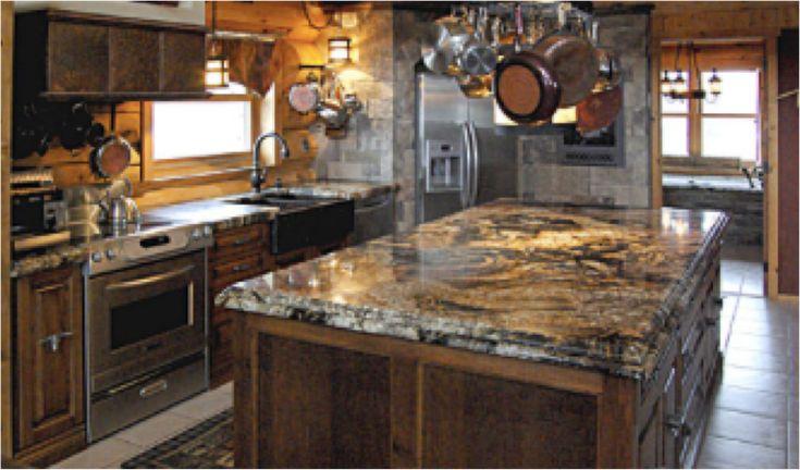 quartz countertop images   Google Search   Luxury kitchen ...