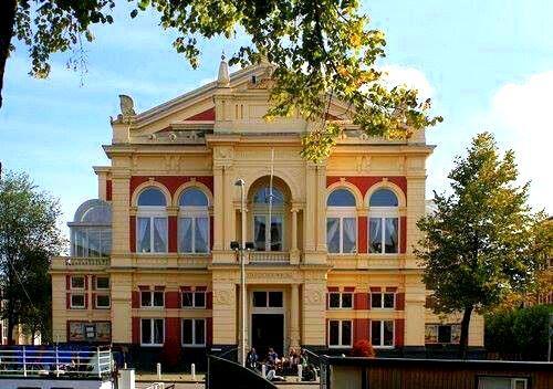 Groningen - Schouwburg