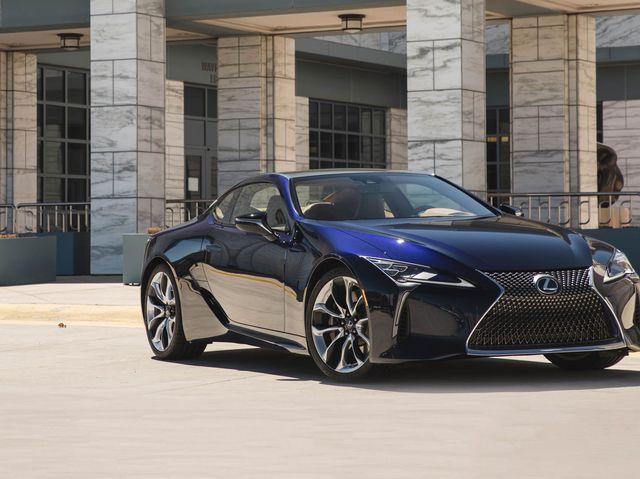 Lexus Lc500 Lexus Coupe 2020 Design