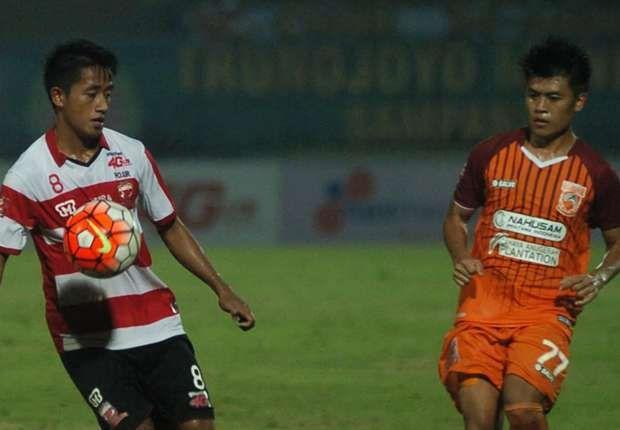 Prediksi Pusamania Borneo vs Madura United 30 September 2016