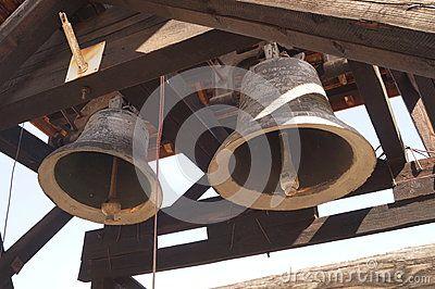 Old church bells, Romania, Transylvania