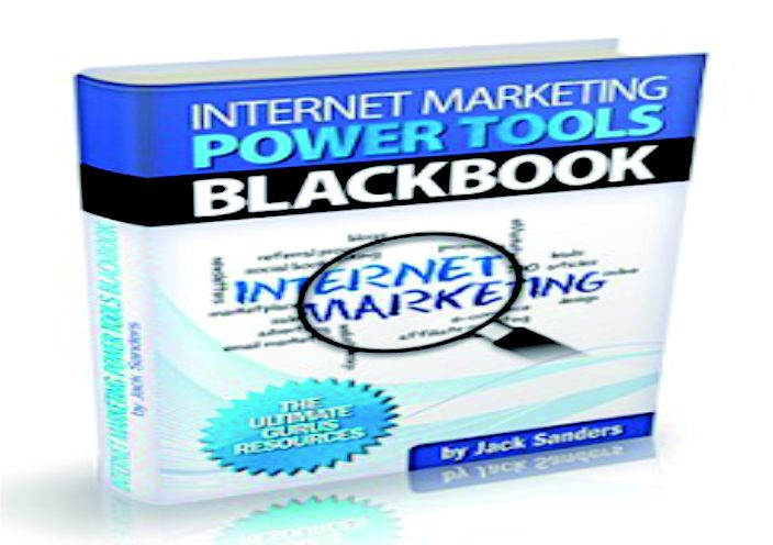 riulaki: give you Internet Marketing Power Tools Blackbook for $5, on fiverr.com